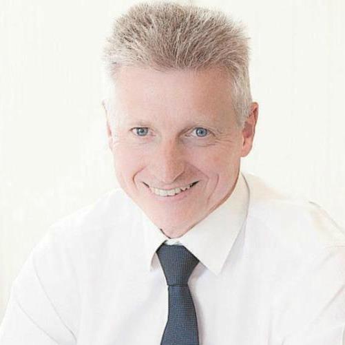 Roger Parkin - ex-Interim Chief Executive of Slough Borough Council