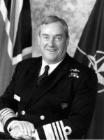 Admiral Sir James Francis Perowne (RN) - Retired Deputy Supreme Allied Commander Atlantic